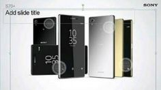 Sony Xperia Z5 Plus Phablet Leaks in First Render - News Phones
