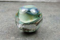 Into the Fire Lampwork Art Beads ~Evadare~ Artist handmade glass focal bead SRA #Lampwork