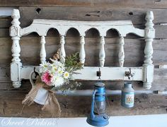 headboard to coat rack