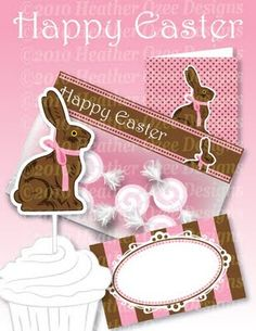 {FREE} Easter Printables