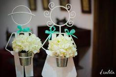 Wedding Decoration  Decoración Boda / Photography by: Diana Zuleta / visita: dzuletafotografiadebodas.com