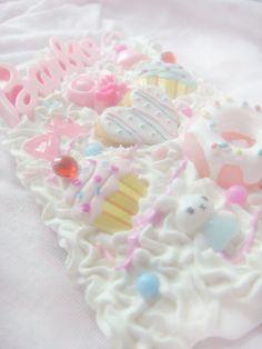 decoden pastel Barbie sweets