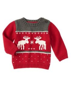 NWT Gymboree Belles and Bowties Holiday Christmas Sweater 0- 3 / 3-6 Long Sleeve #Gymboree #Pullover