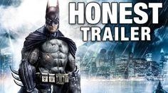 BATMAN: ARKHAM ASYLUM (Honest Game Trailers) - http://goo.gl/htPRQA