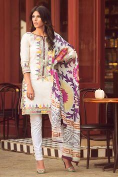 #ZaraShahjahan #Lawn Collection 2015 #SpringSummer #salwarkameez #anarkalichuridar #pakistanilawn