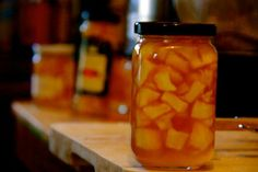 Ginger Apple Jam recipe ( by CWA member, Bev Perkins)
