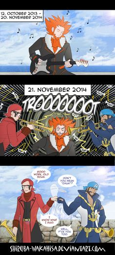 When Pokemon ORAS was announced… The games are so fun. I liter… When Pokemon ORAS was announced… The games are so fun. I literally can't stand the terrible plot in that game Guzma Pokemon, Pikachu, Pokemon Ships, Pokemon Comics, Pokemon Funny, Pokemon Memes, Pokemon Pictures, Charizard, Digimon