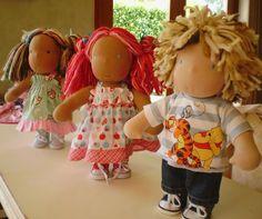 Custom listing 1 x Waldorf Doll made in OCT by DebsSteinerDolls