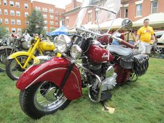 1948 Indian Chief – Indian Motocycle Day: July 21, 2013
