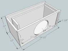 Kuvahaun tulos haulle subwoofer box design for 12 inch image result for subwoofer box design for 12 inch sciox Images