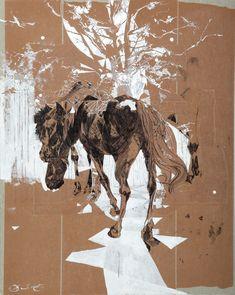 The Spoils of Saint Hubris by Sterling Hundley, via Behance