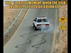 Vtec kicked in yo Truck Memes, Car Jokes, Funny Car Memes, Crazy Funny Memes, Car Humor, Haha Funny, Funny Stuff, Funny Cars, Car Guy Memes