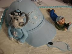 UNC Cake.  Awesome!!!