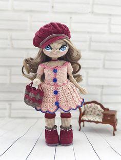 amigurumi doll pattern crochet doll pattern crochet pattern