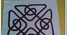 Patchwork en grupo: Bloque 6 - Céltico Peace, Blog, Scrappy Quilts, Group, Blogging, Sobriety, World