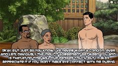 The Hot Tub Incident, 'Bullitt' Homage, And Best Moments From This Week's 'Archer' Archer Tv Show, Archer Fx, Archer Quotes, Sterling Archer, Danger Zone, The World's Greatest, Tv Shows, Funny Quotes, Hilarious