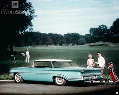 1960 Oldsmobile 98 Holiday Sedan