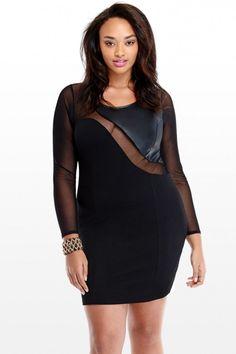 6597579ae062c Plus Size Dresses  Cocktail