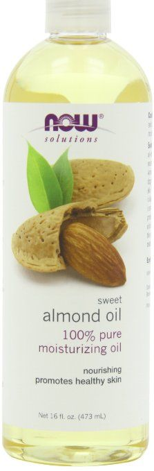 NOW Foods Sweet Almond Oil, Moisturizing Oil, 16 ounce.  See it at http://www.amazon.com/dp/B0019LVFSU/?tag=bizelellcom0e-20  $9.59