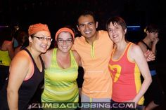 Jonathan H de La Cruz with some Zumba® lovers!   Stereo Night Club - October 25th 2013  Few great moment sod this incredible party at Stereo Night Club! Thank you to Vidette Panotes for the pictures!