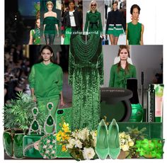 """""""The Colour Green"""" by stephiejfashionista777 ❤ liked on Polyvore"""