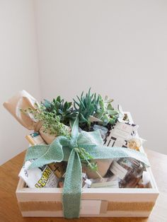 Gorgeous Gift Baskets From Valleybrink Road