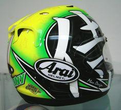Arai RX-GP M.Vallazza 2013 by Mau Design