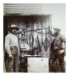 Old Fishing Photos