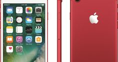 Apple iPhone 7 128GB Red for just INR 59999/-   Apple iPhone 7 128GB Red for just INR 59999/-  Get it from here  128 GB ROM |  5.5 inch Retina HD Display  12MP Rear Camera | 7MP Front Camera  Li-Ion Battery  Apple A10 Fusion Chip with 64-bit Architecture and Embedded M10 Motion Co-processor Processor  Product Description  The iPhone 7 Plus (PRODUCT) RED brings to you a heady combination of style andperformance to enhance your smartphone experience. With its impressive internal storage…