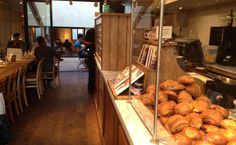 Le Pain Quotidien -  There's no lack of choice when it comes to cosy cafés in Vila Madalena. And if you're...