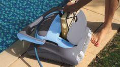 Gama de Limpiafondos Automáticos Dolphin Zenit para piscinas. Fácil acceso a los filtros. www.pepepool.com