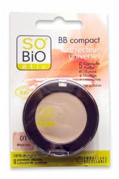 BB Correcteur Compact Universel Bio SO'BiO étic
