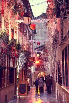 Strasbourg, la Capitale de Noël! (part 1)   Sweet Félicité