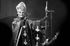 Ghost BC @ Hail to the King Tour bands.kirstenkrupps.com  #ghostbc #hailtothekingtour #bands #concert