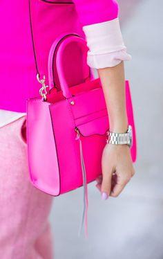 Bolso #color rosa.