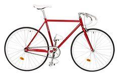 Critical Cycles Classic Fixed-Gear Single-Speed Bike with Pista Drop Bars Crimson 49cm/Small https://bestmountainbikeusa.info/critical-cycles-classic-fixed-gear-single-speed-bike-with-pista-drop-bars-crimson-49cmsmall/