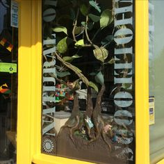 A Wareham based shopfront PAW Midsummer Dreams inspired