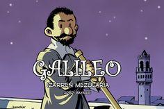 'Galileo. Izarren mezularia'