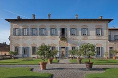 Province of Varese, Italy - Villa Della Porta Bozzolo in Casalzuigno
