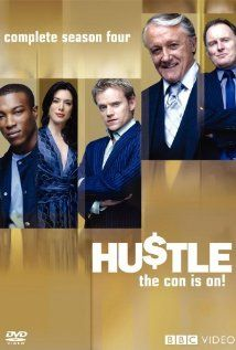 Hustle - if you love all things British like I do, you're going to adore this show! it doesn't hurt that the main character, Mickey Bricks, Adrian Lester is HOT! I melt every time he breaks the fourth wall...