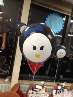 penguin balloon!