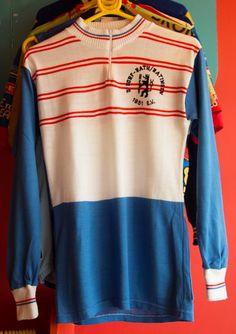 Vintage Cycling Jerseys
