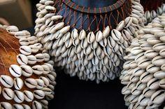 Cowries African Instruments  Cowrie shells (Superchou)