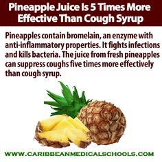 Pineapple Juice...Benefits.. not an oil, but along the same lines