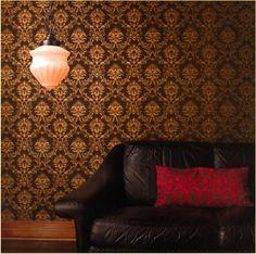 Classical Revival pendant  + acorn shade