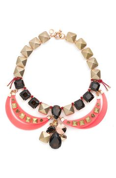 marc by marc jacobs claude necklace