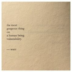 Poem from Salt by Nayyirah Waheed. Enjoy RushWorld boards, KNOCKOUT LINES LYRICS AND QUOTES, UNPREDICTABLE WOMEN HAUTE COUTURE and STALKING YOUR ART DOPPELGANGER. Follow RUSHWORLD! We're on the hunt for everything you'll love!