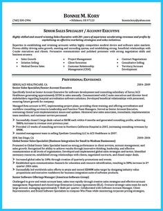 Account Executive Resume Sample Account Executive Resume Is Like Your  Weapon To Get The Job You Want Related To The Account Executive Position.  How To Write An Executive Resume