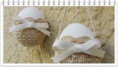 crochet tutorial for easter eggs ♥ Crochet Egg Cozy, Easter Crochet, Free Crochet, Easter Egg Basket, Easter Eggs, Crochet Diagram, Crochet Patterns, Crochet Wedding Favours, Egg Holder