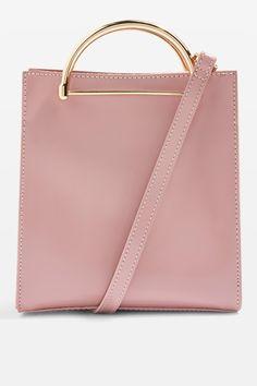 Petit sac cabas verni Lizzie - Sacs et porte-monnaie - Sacs et accessoires - Topshop